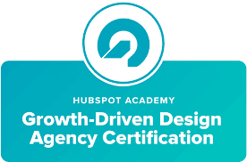 Hubspot GDD Agency Certification